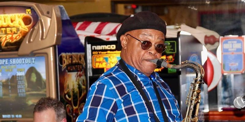 nyc parks art culture fun saxophonist arthur green jazz foundation of america. Black Bedroom Furniture Sets. Home Design Ideas